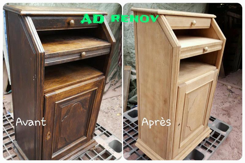 dcaper un escalier peindre portes et placard sans decaper. Black Bedroom Furniture Sets. Home Design Ideas
