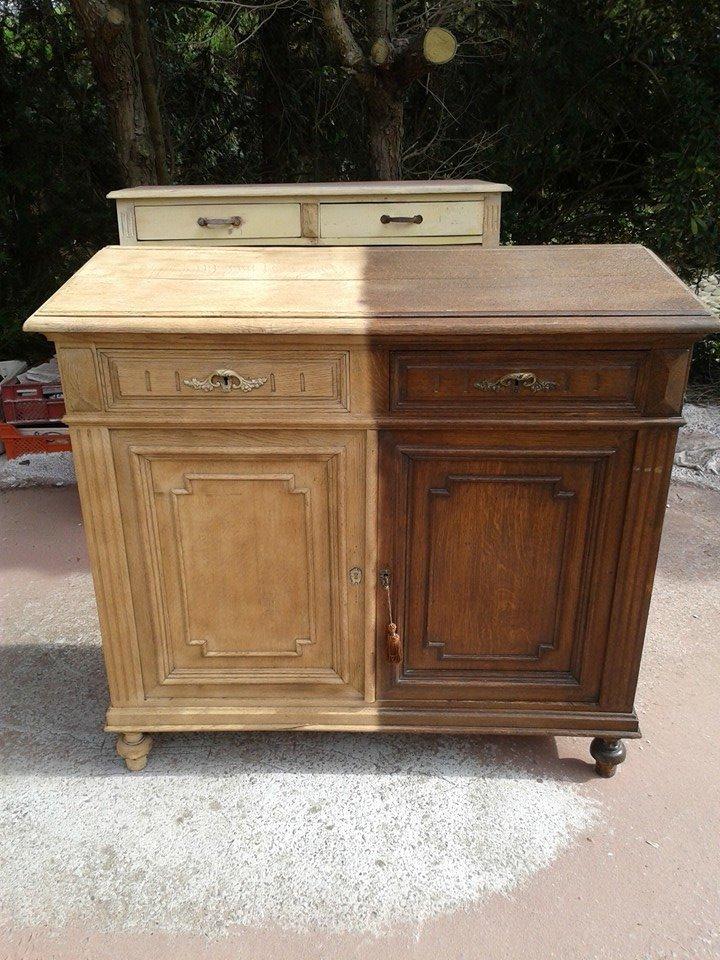 Decapage meuble stunning with decapage meuble excellent peindre un meuble vernis sans decaper - Comment decaper un meuble cire ...